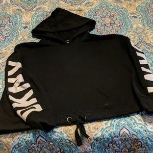 Like new DKNY cropped sweatshirt
